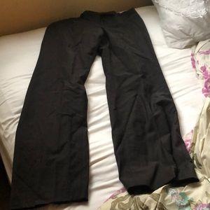Ann Taylor pants brown 6